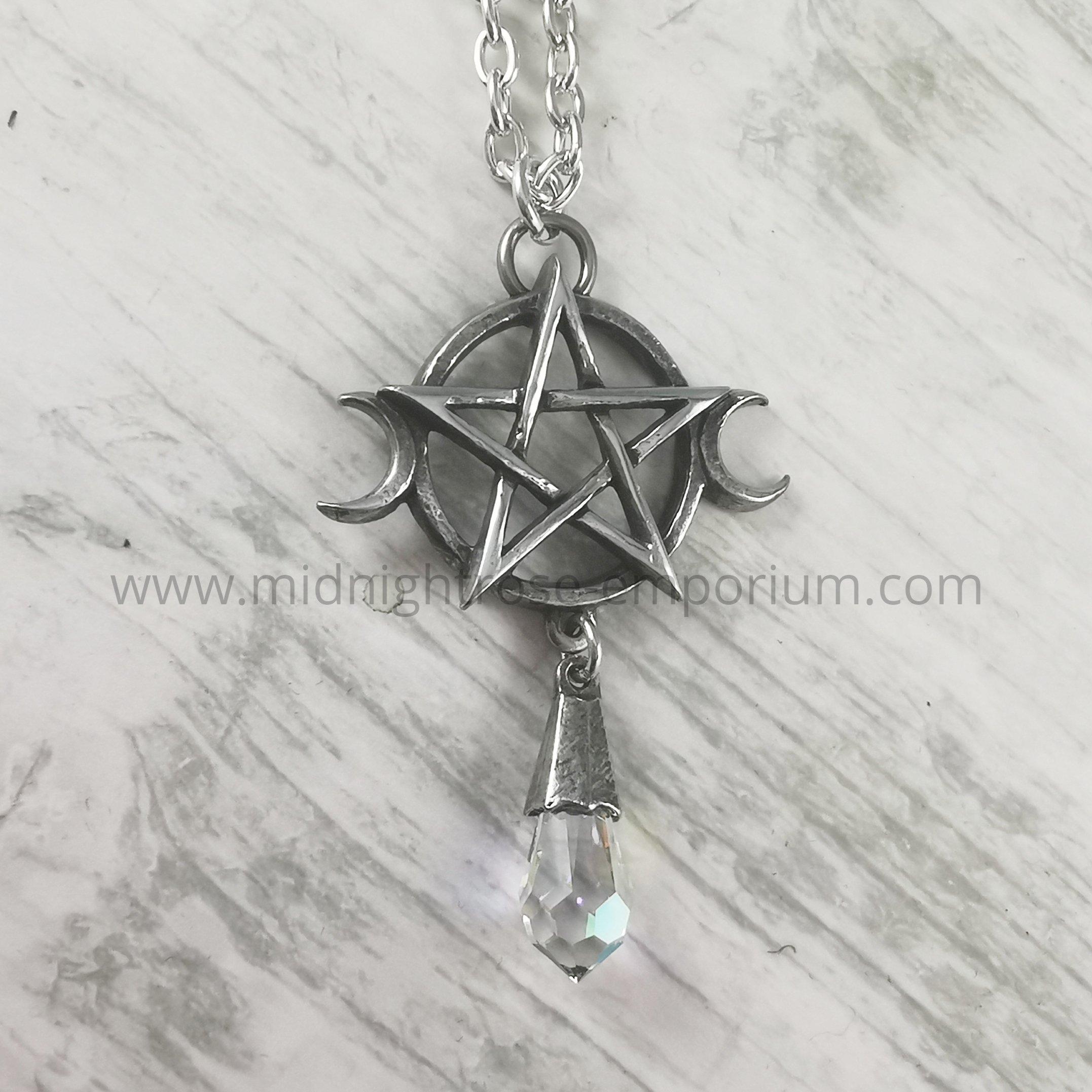 Goddess Pendant Necklace