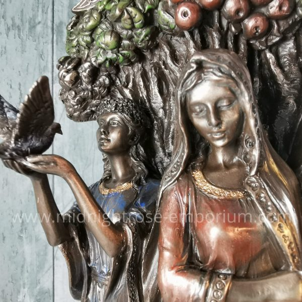 Maiden, Mother, Crone Statue 27cm
