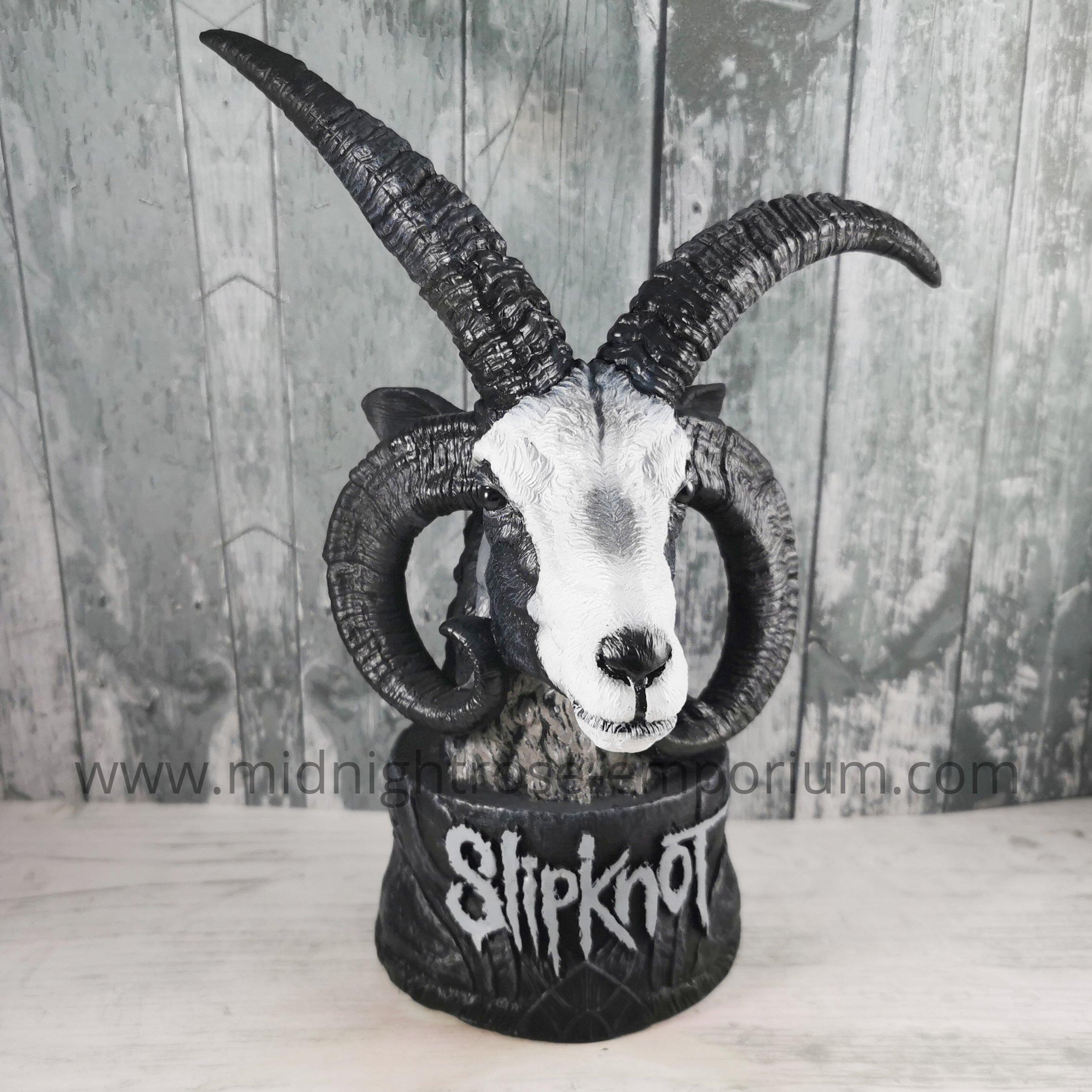 Slipknot Goat Figurine - Officially Licensed Merch