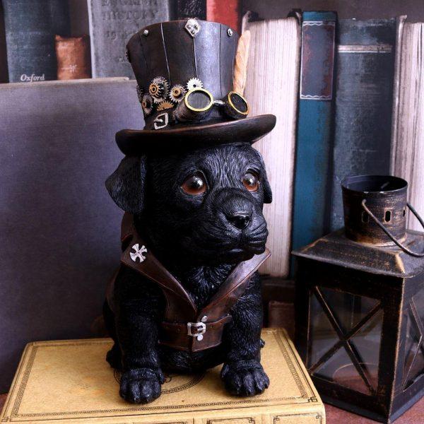 Cogsmith's Dog Steampunk Figurine 21cm
