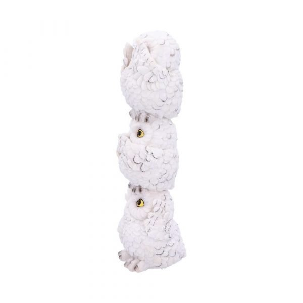 Wisest Totem Owl Figurine 20cm