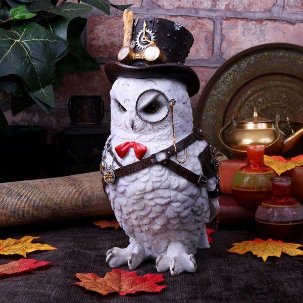Cogsmith's Owl Steampunk Figurine 23.5cm
