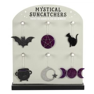 Mini Mystical Suncatchers