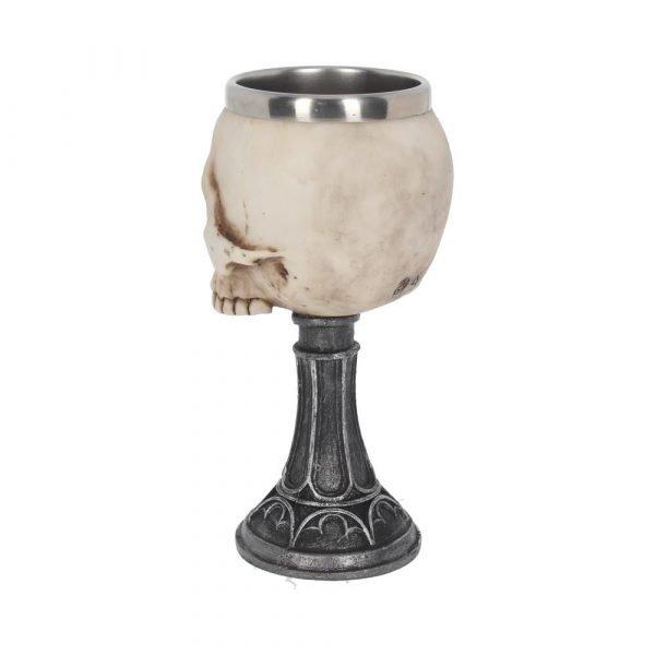Skull Chalice - Anne Stokes - 17.8cm