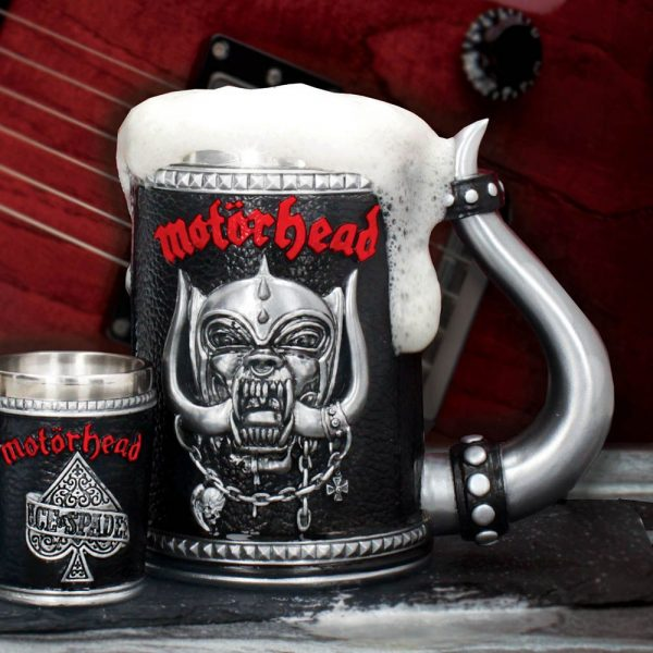 Motorhead Warpig Tankard Mug Officially Licensed Merchandise