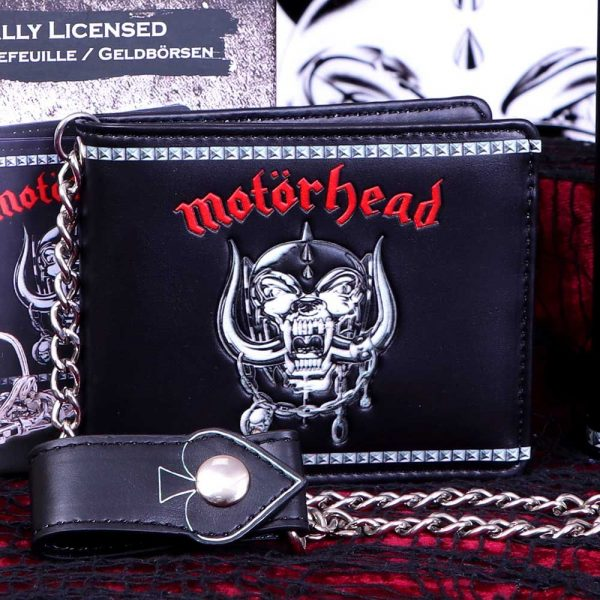 Motorhead War Pig Ace of Spades Wallet