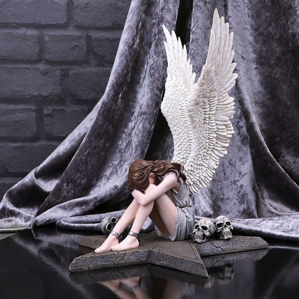 'Enslaved Angel' Figurine 27.5cm