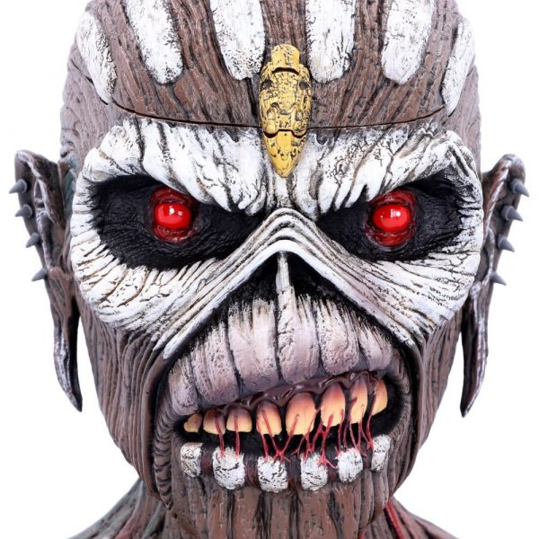 Iron Maiden 'Book of Souls' bust box 26cm