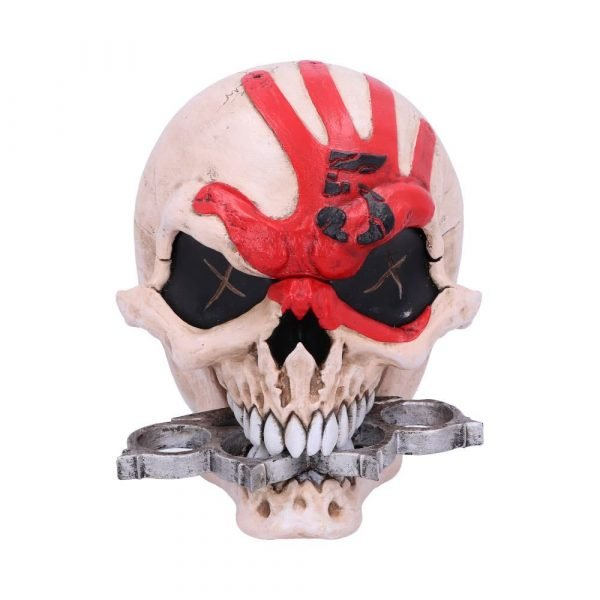 Five Finger Death Punch Skull Box 18cm
