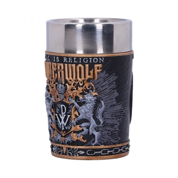 Powerwolf 'Metal is Religion' Shot Glass