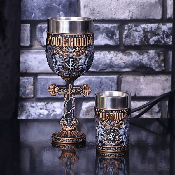 Powerwolf 'Metal is Religion' Goblet