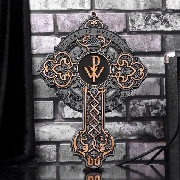 Powerwolf 'Metal is Religion' Wall Plaque