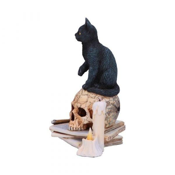 PRE-ORDER Lisa Parker 'Spirits of Salem' Black Cat Figurine