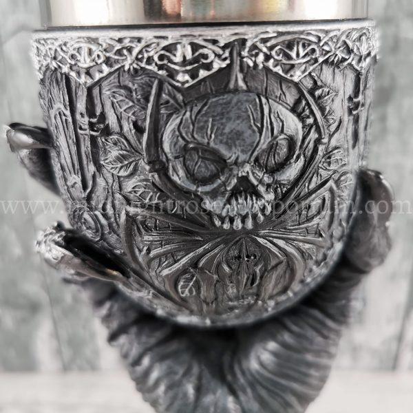 Baphomet's Grasp Goblet