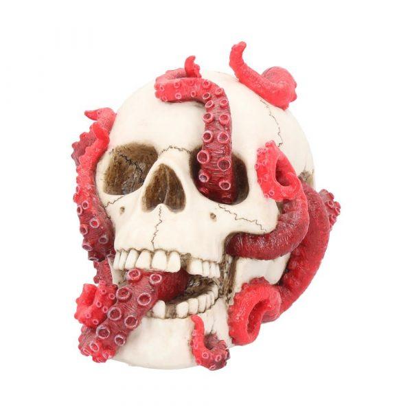 Devoured Skull Ornament 24.5cm