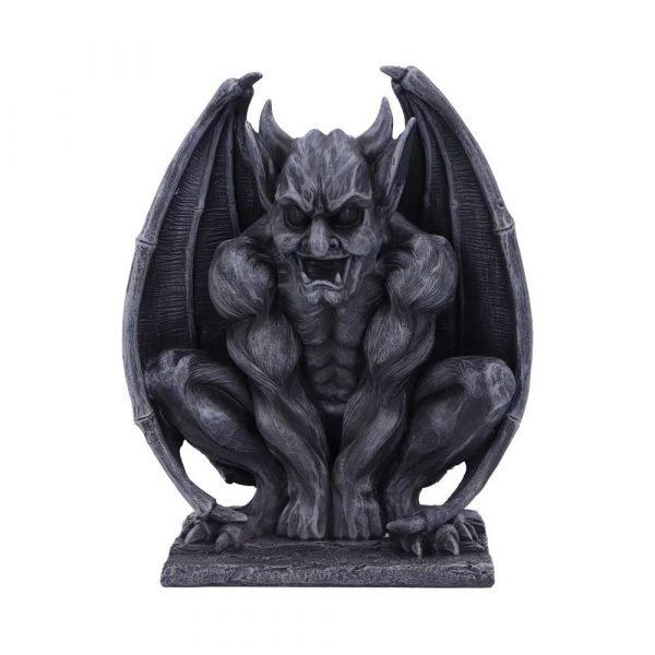 'Adalward' Gargoyle Figurine 26cm