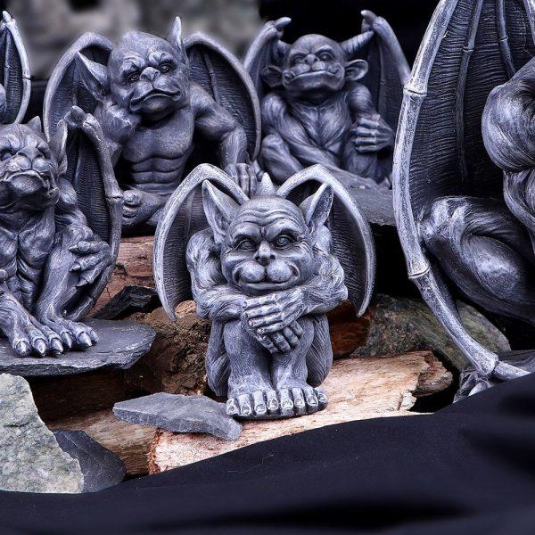 Gargoyle Figurines Full Set - PRE ORDER