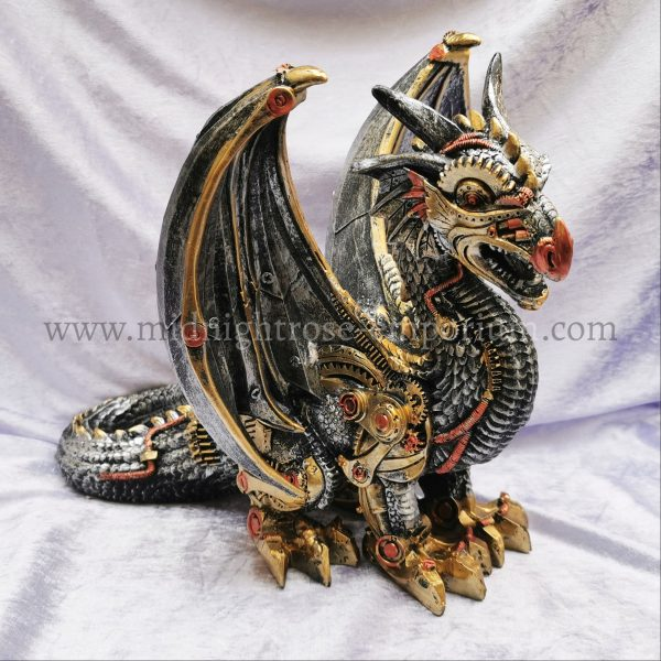 Killing Machine Steampunk Dragon 39.5cm