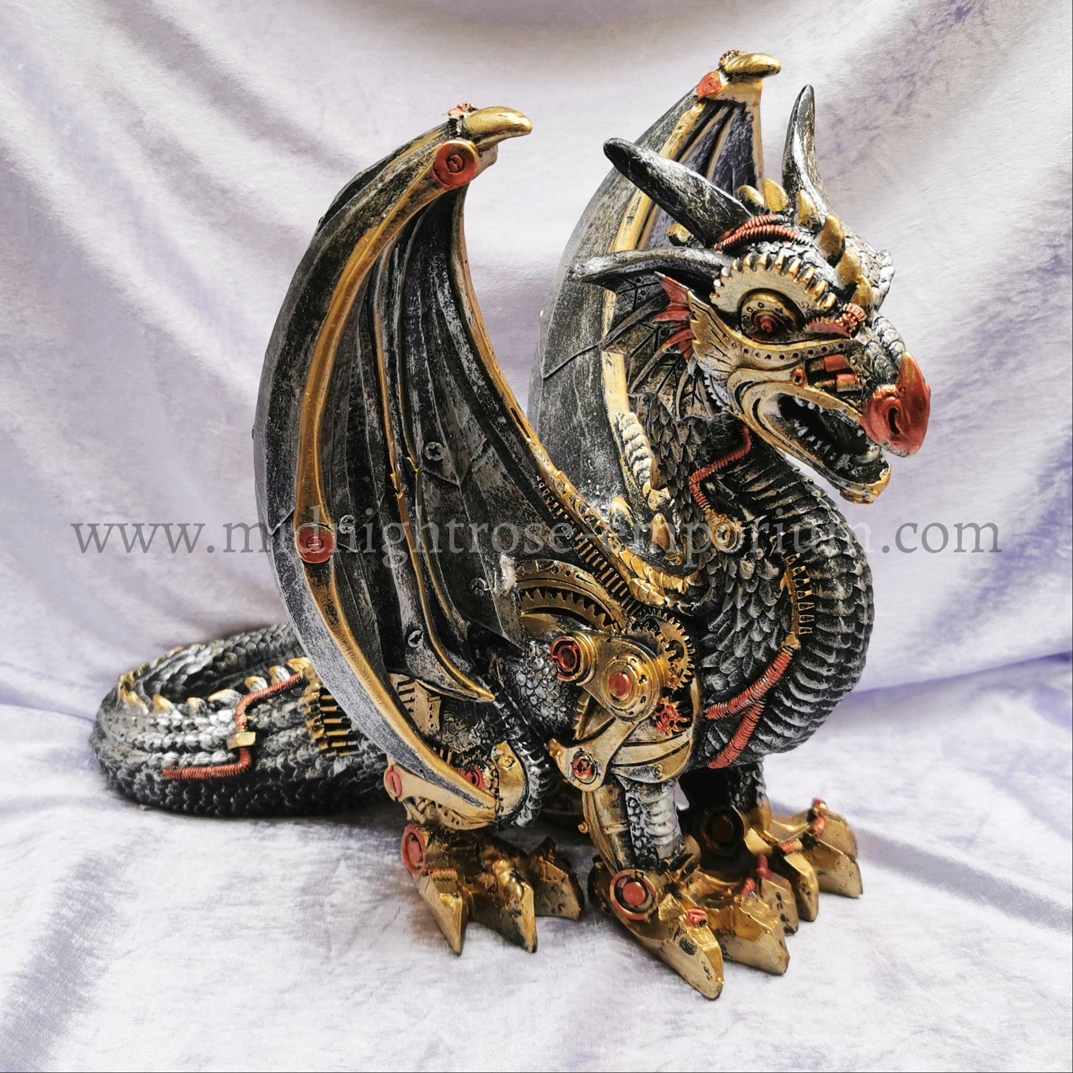 Killing Machine Steampunk Dragon 39.5cm