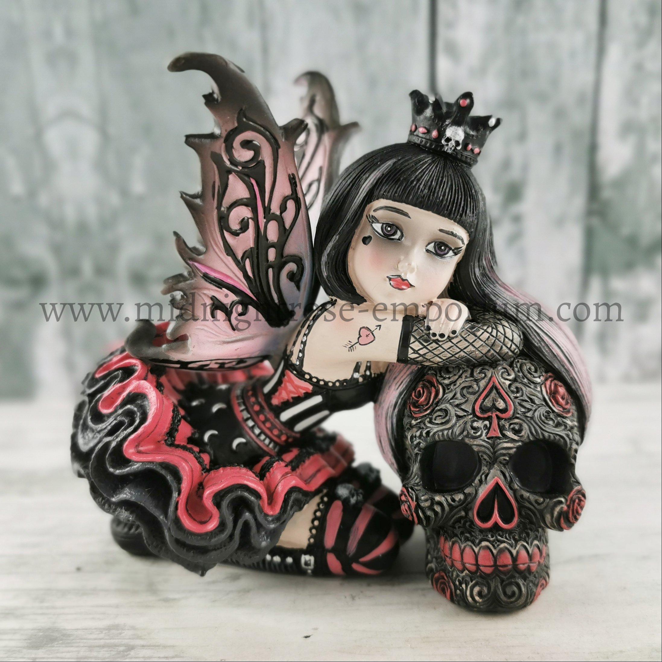 'Lolita' Little Shadows Fairy Figurine 12cm