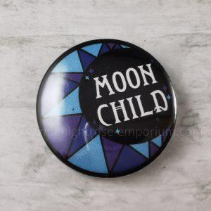 Moon Child Badge