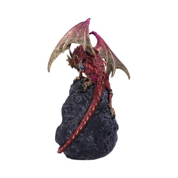 Crystal Glow Dragon Backflow Incense Burner