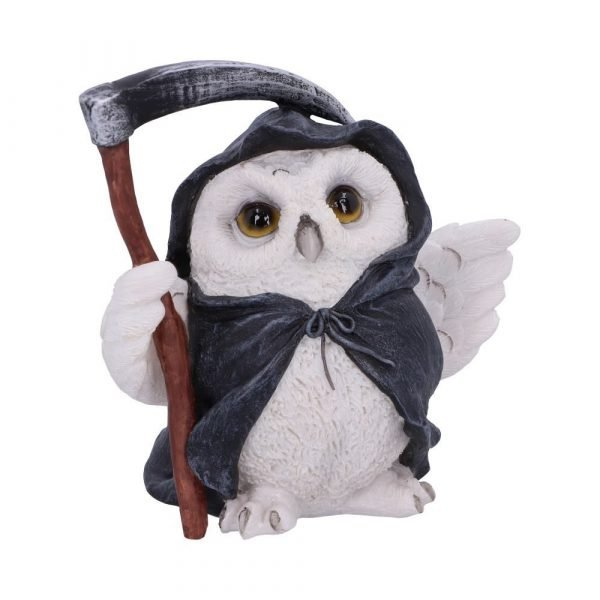 'Reaper's Flight' Owl Figurine 12.5cm