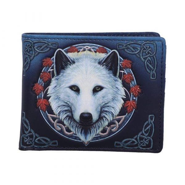 Guardian of the Fall Embossed Wallet