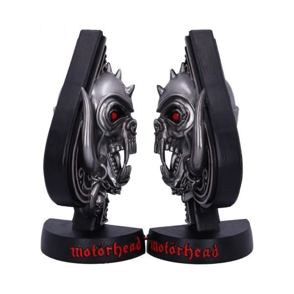 Motorhead Ace of Spades Bookends 18.5cm - PRE ORDER