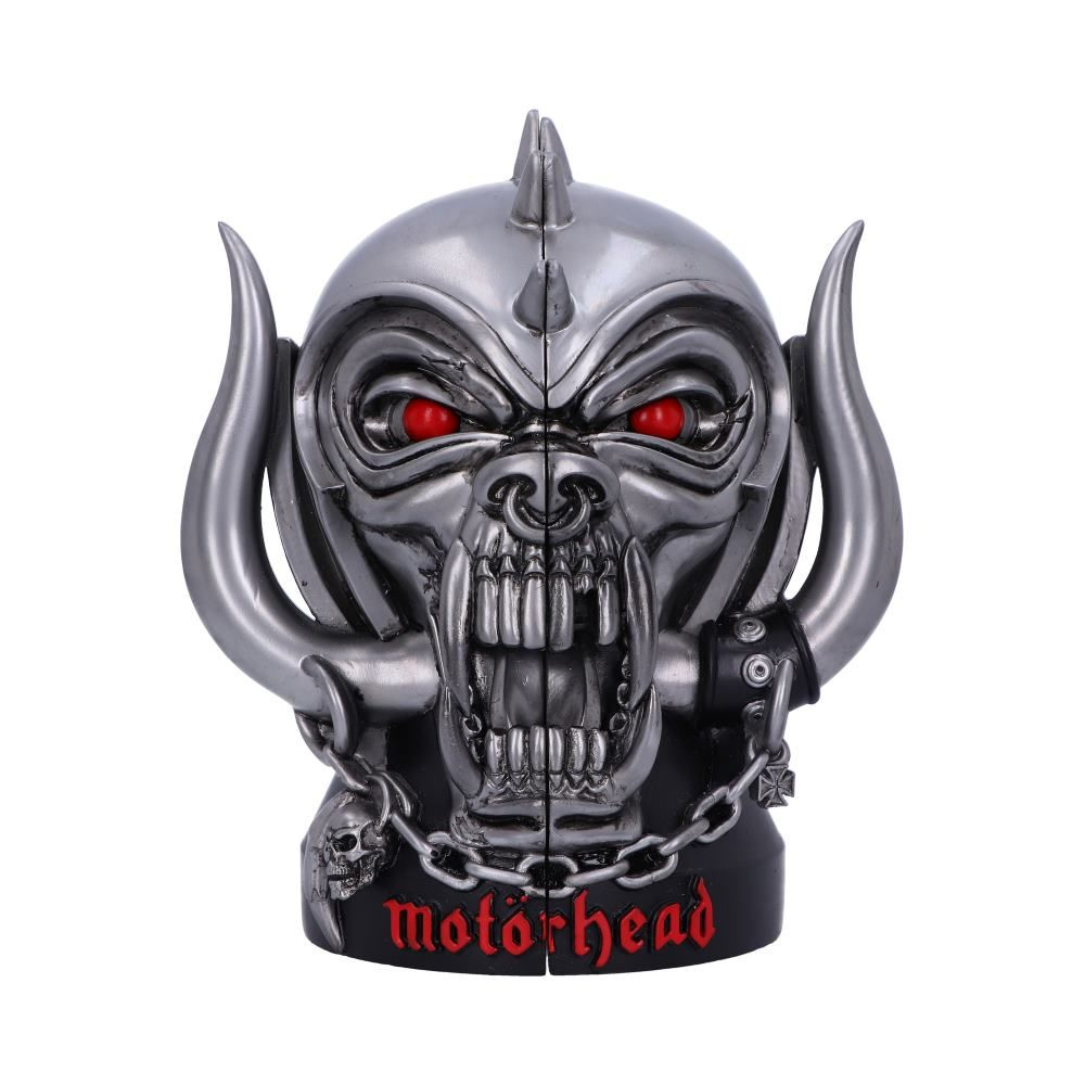 Motorhead Warpig Bookends 18cm