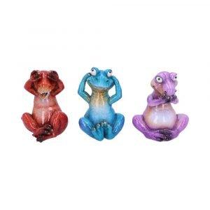 Three Wise Rex's (Set of 3) 13cm