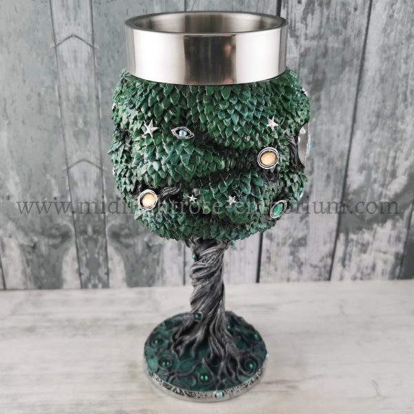 Tree of Life Goblet