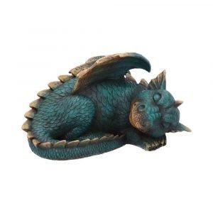 Forty Winks Dragon Figurine 29cm