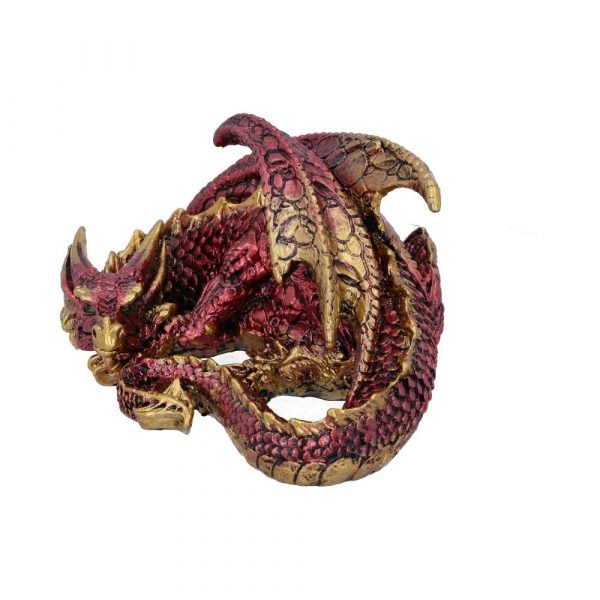 'Aaden' Dragon Figurine 10.2cm