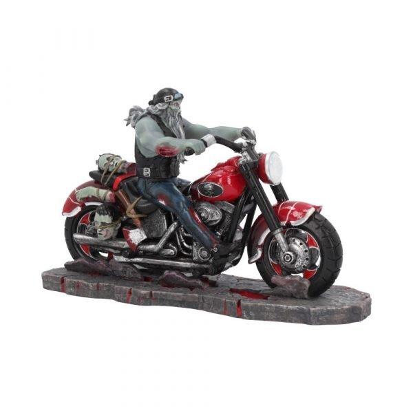 Zombie Biker 20cm (James Ryman)