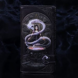Anne Stokes 'The Summoning' Embossed Purse