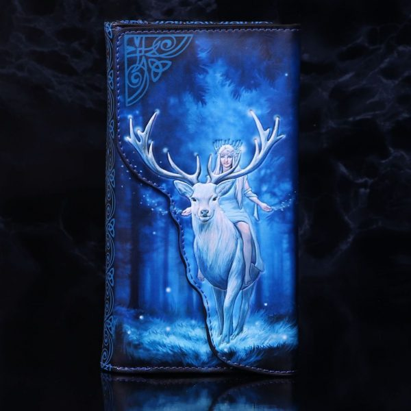 Anne Stokes 'Fantasy Forest' Embossed Purse