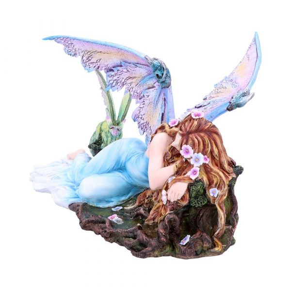 'Dreamer' Fairy & Dragon Figurine 34.5cm