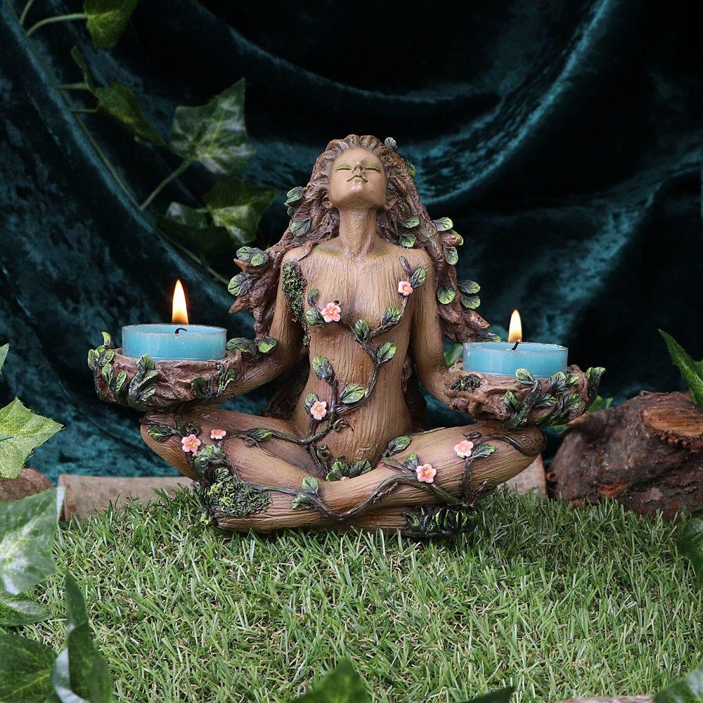 Balance of Nature Tea Light Holder 19cm - PRE ORDER