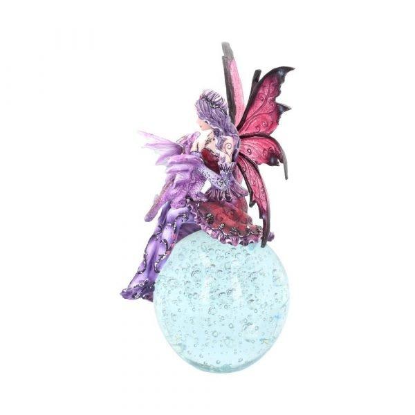 'Perpetual Dreams' Fairy & Dragon Figurine 23.5cm
