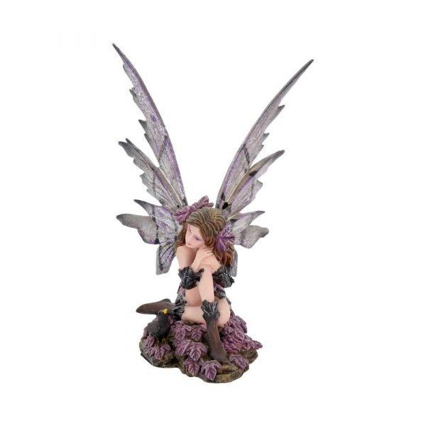 'Heather' Fairy Figurine 15cm