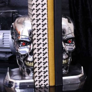 Terminator 2 - T800 Bookends