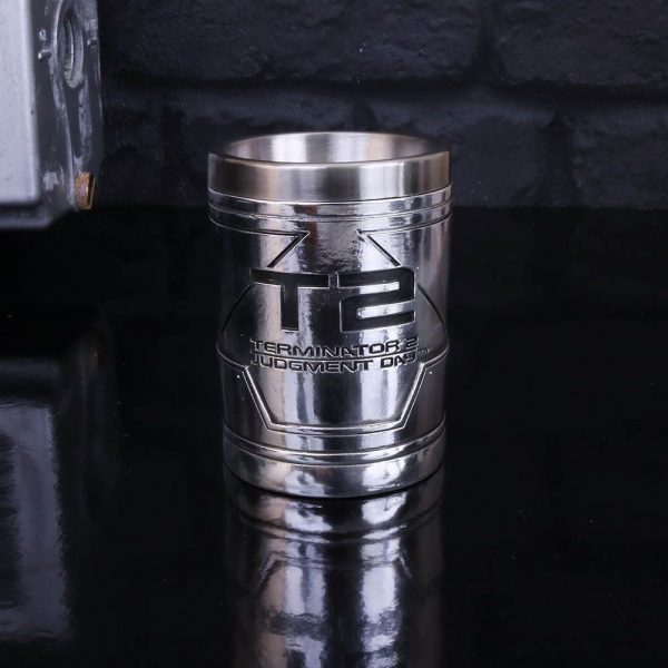 Terminator 2 Shot Glass 7cm