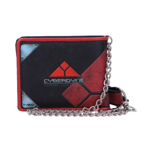 Terminator 2 Wallet with Chain