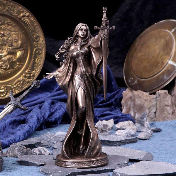 Lady of the Lake Figurine - Bronze (James Ryman) 24cm