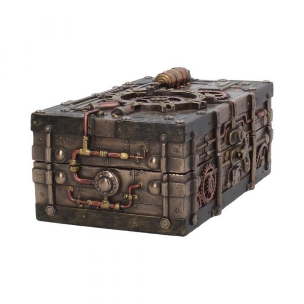 The Enigma Vault Storage Box