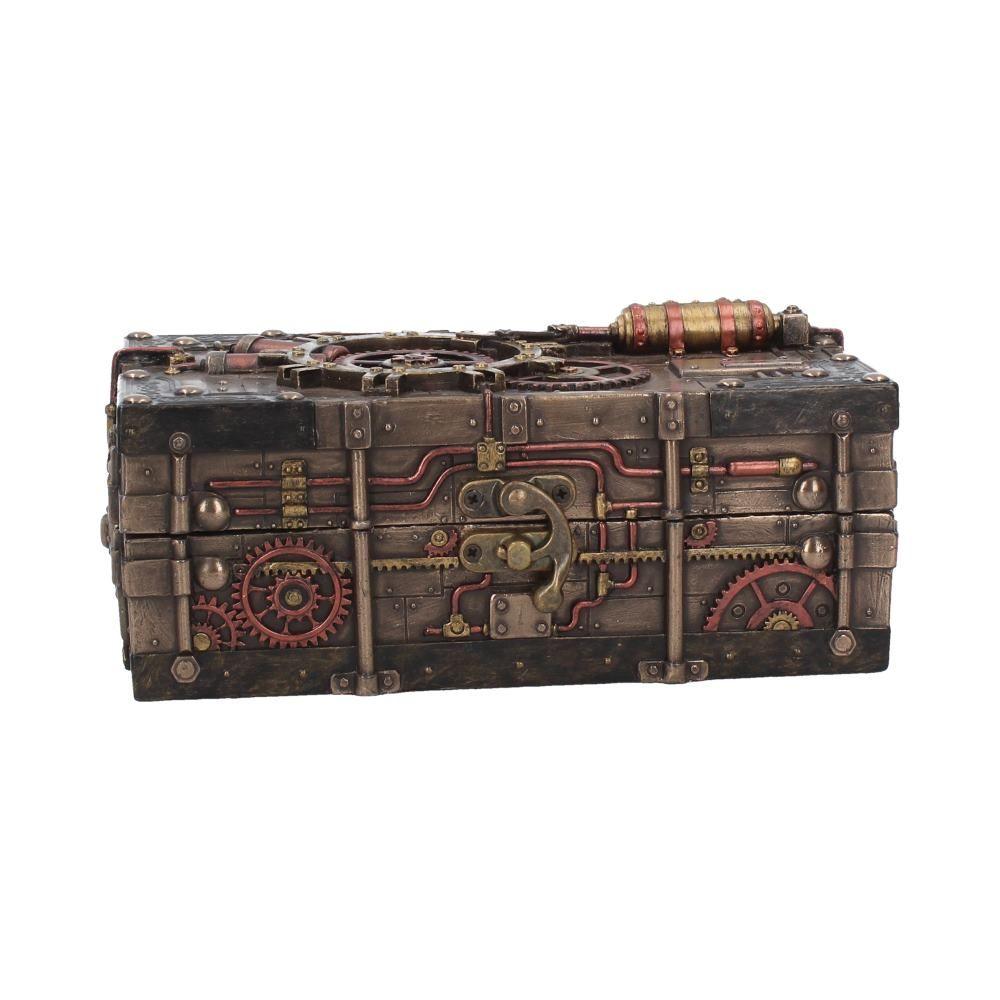 The Enigma Vault Storage Box