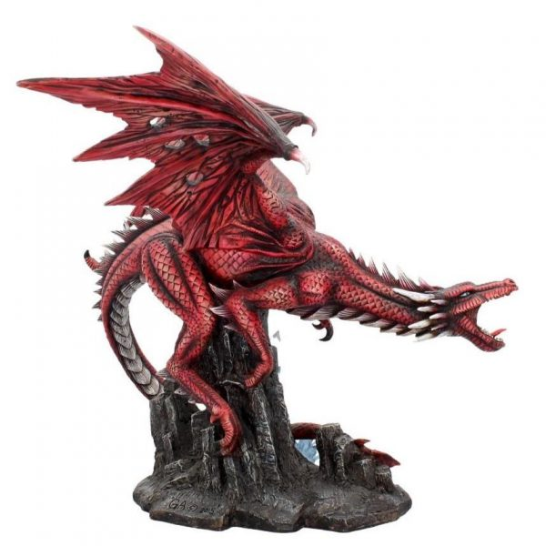 Fraener's Wrath Dragon Ornament 52cm