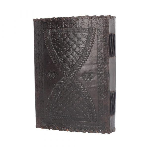 Celtic Cross Leather Journal 25cm