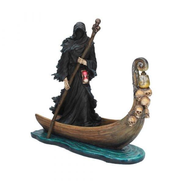 Charon - Ferryman of the Underworld LED Figurine 27cm